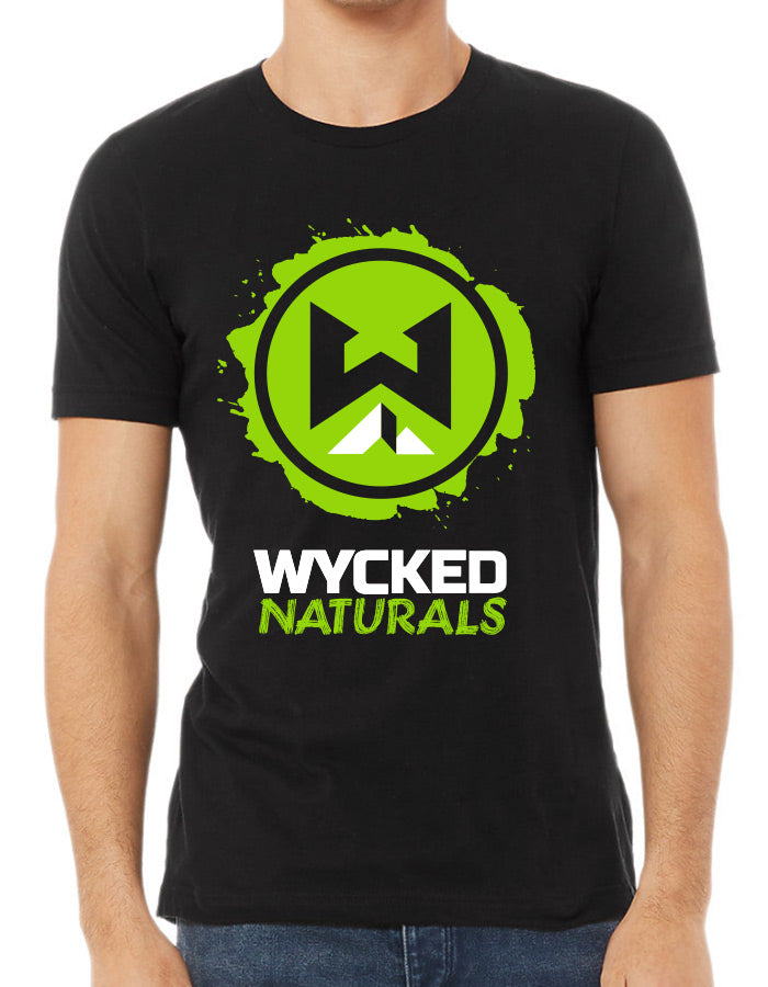 WYCKED NATURALS TEE