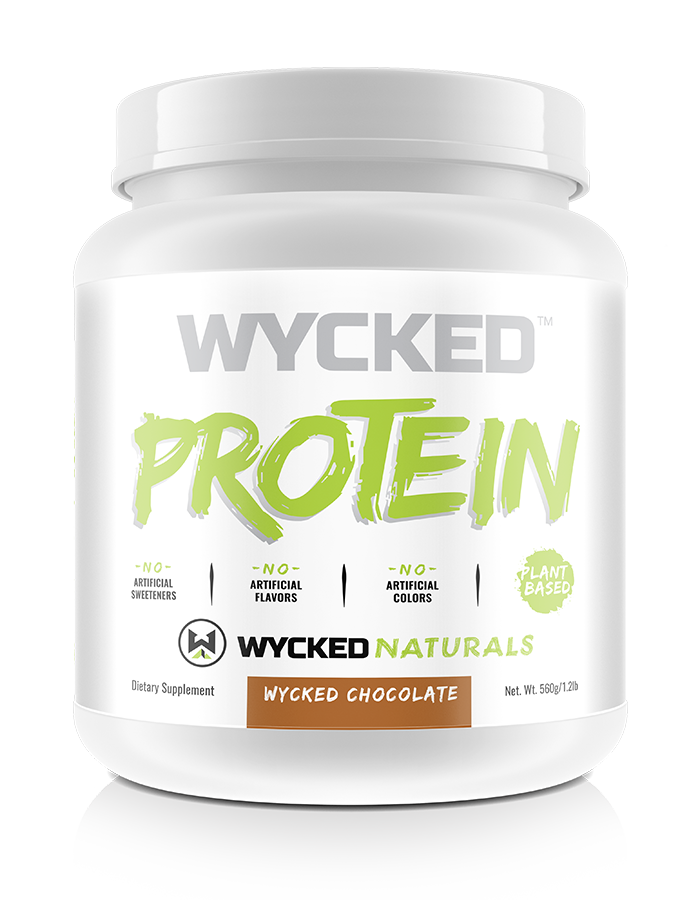 Wycked Naturals Chocolate Protein
