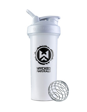 Wycked Naturals Blender Bottle Shaker