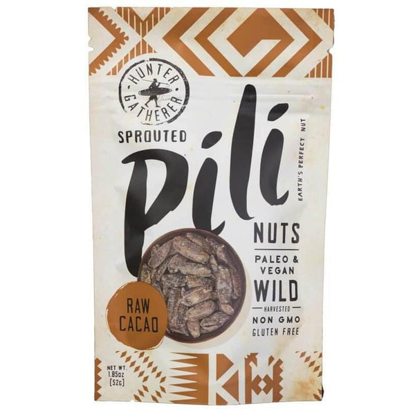 Pili Hunters Raw Cacao Pili Nuts at SwitchGrocery