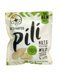 SwitchGrocery Pili Hunters Coconut Oil and Himalayan Salt Pili nuts mini