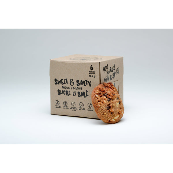 Shop Bald Baker Sweet & Salty cookie on SwitchGrocery