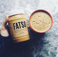 Fatso Peanut Butter Bulletproof Coffee on SwitchGrocery