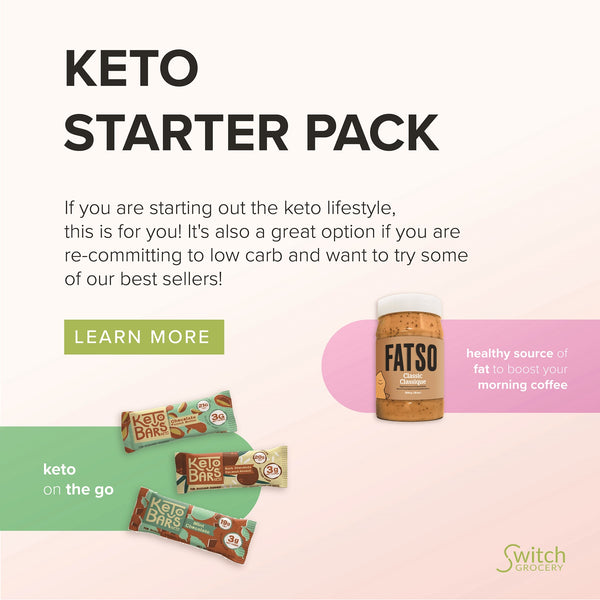 Keto Starter Pack on SwitchGrocery US