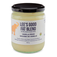 Lee's Provisions good fat vanilla bean on SwitchGrocery