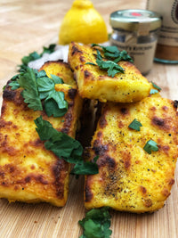 Low Carb and keto friendly Paneer Tikka on SwitchGrocery with Jaswant's Kitchen spices