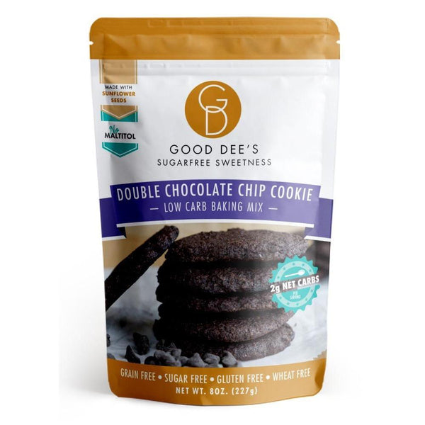 Good Dee's Keto Double Chocolate cookies SwitchGrocery