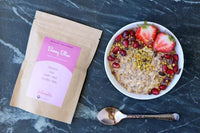 Paleo Berry Bliss Oatmeal recipe with Philosophie Superfood Protein on SwitchGrocery