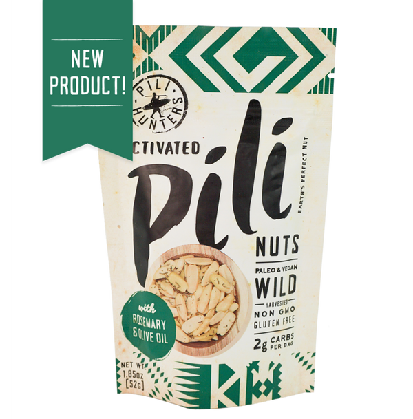 Pili Nuts rosemary oliveoil keto nuts On SwitchGrocery