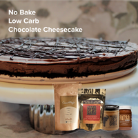 Philosophie Cacao Magic Chocolate Cheesecake Keto Low Carb on SwitchGrocery