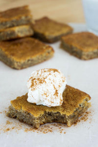 Make sugar free Blondies Good Dee's Keto baking mix on SwitchGrocery