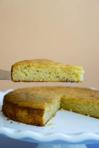 Make low carb Yellow Snack Cake with Good Dee's yellow snack cake baking mix