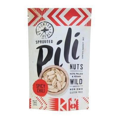 Pili Hunters Spicy Chili Pili Nuts on SwitchGrocery