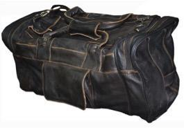 Style # 2134 UNIK Leather Duffel Bags