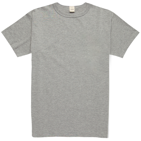 Heavyweight Pocketless Tee - Grey