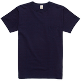 Heavyweight Pocket Tee - Indigo