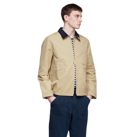 Utility Canvas Harrington - Tan