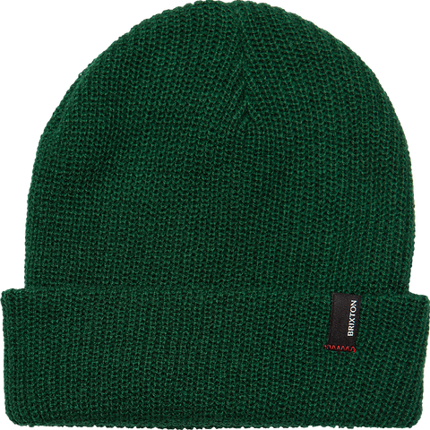 1x1 Heist Beanie - Hunter Green