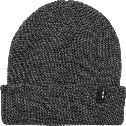 1x1 Heist Beanie - Heather Grey