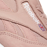 CL Leather ESTL - Chalk Pink / White