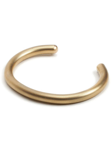 Uniform Round Cuff - Brass