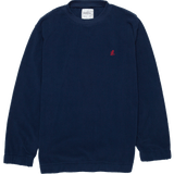 Fleece Crew Neck - Navy