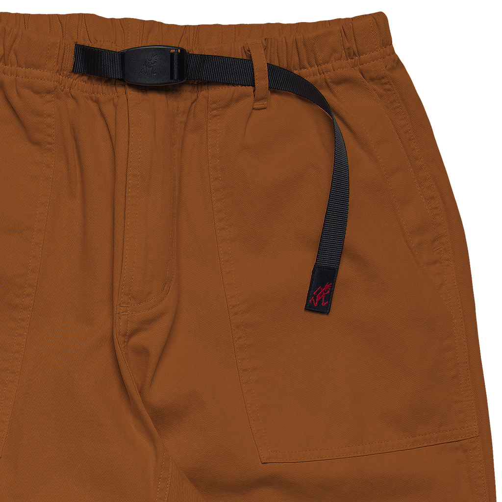 Loose Tapered Pants - Mocha