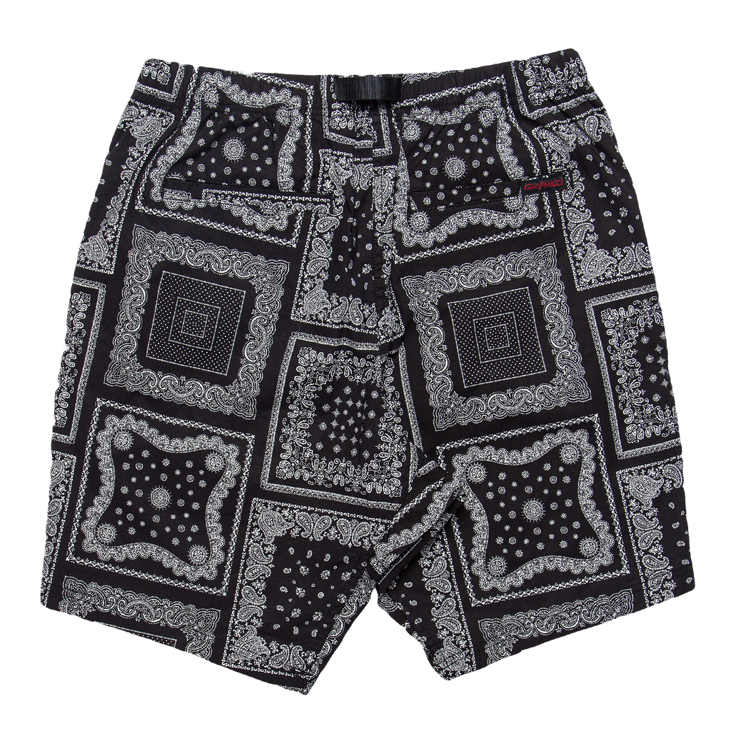 Weather NN Shorts - Bandana Black