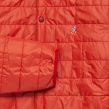 Packable Primaloft Insulator - Deep Orange