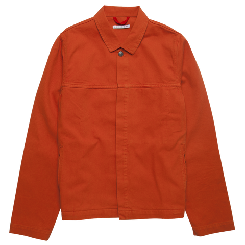 Storm Jacket - Denim Orange
