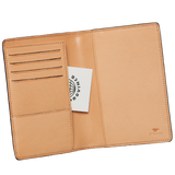 Passport Holder - Ochre