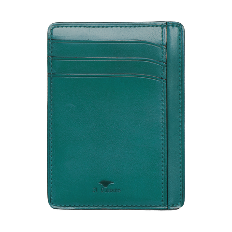 Card & Document Case - Evergreen