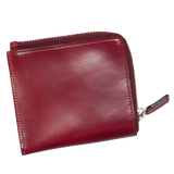 Zipped Wallet - Tibetan Red