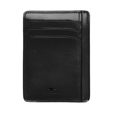 Card & Document Case - Black