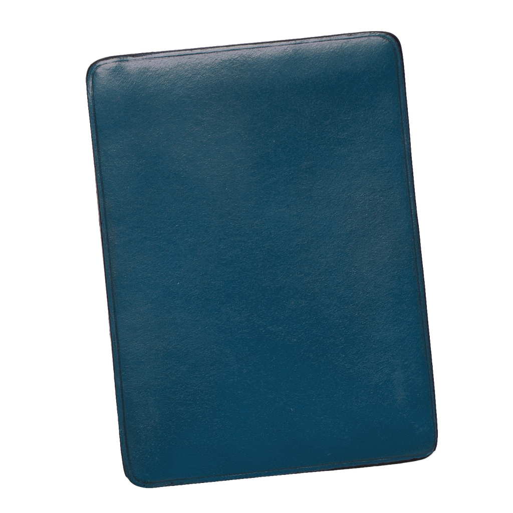 Card & Document Case - Poseidon Blue