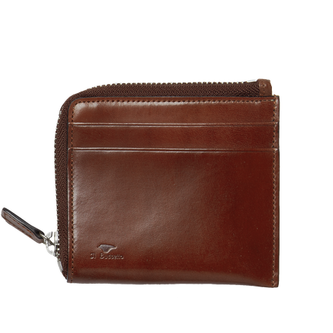 Zipped Wallet - Cappuccino