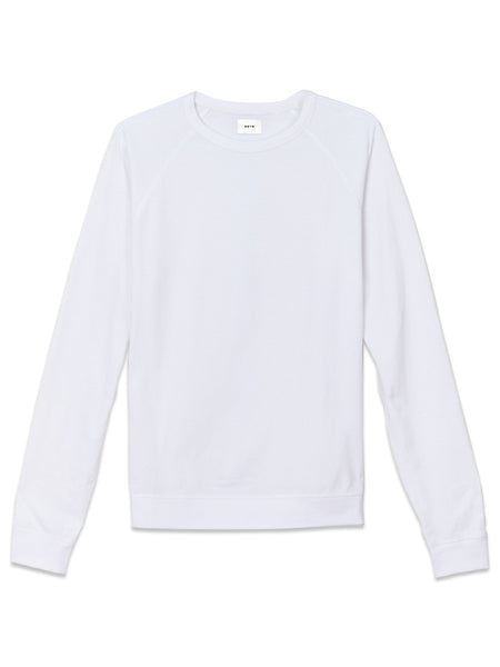 The Longsleeve - White