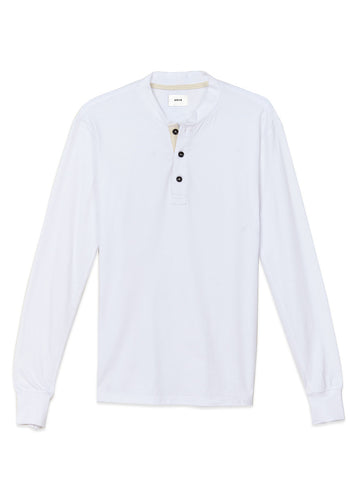The Henley - White