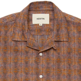 Tain Shirt - Copper Melange