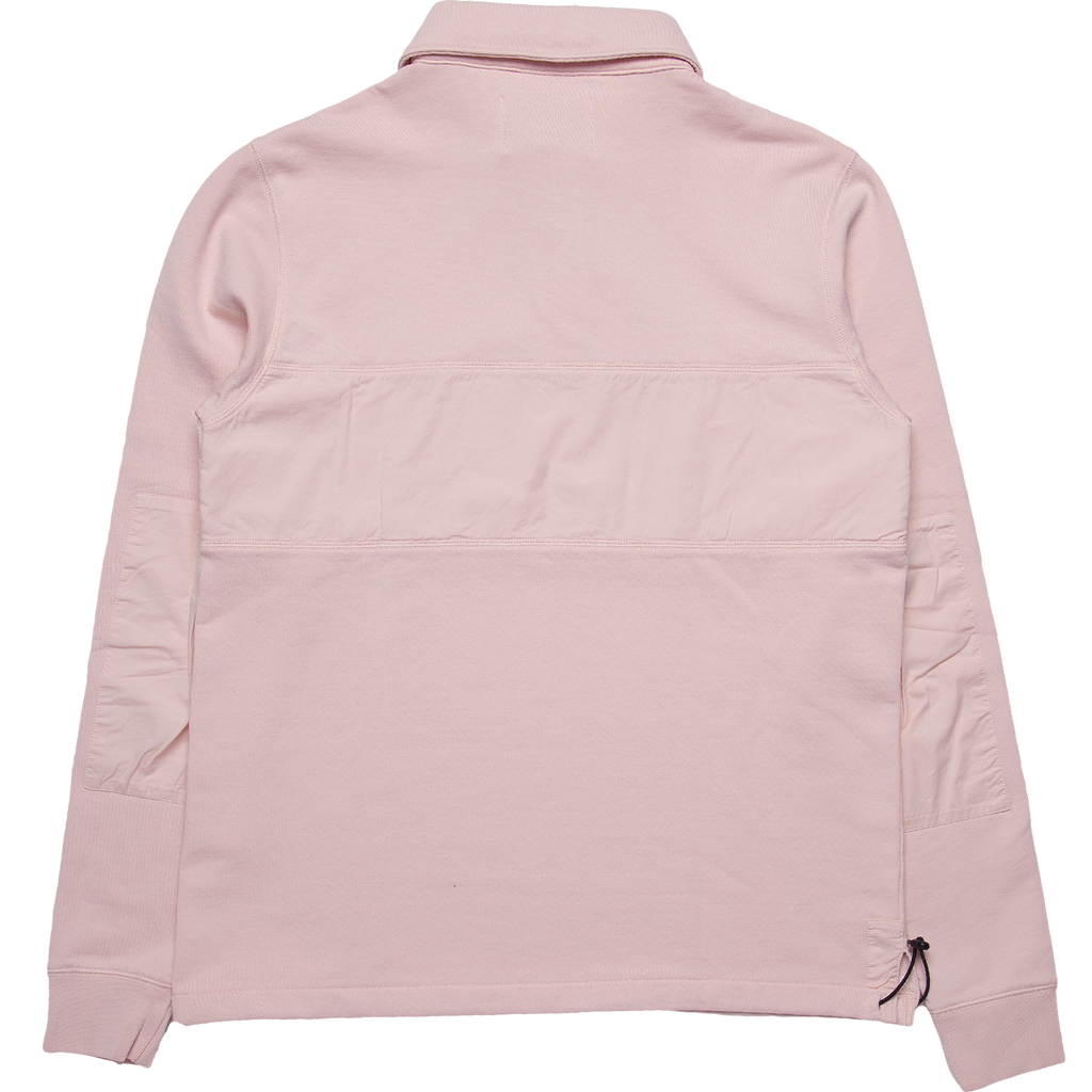 Dean Rugby Top - Dusty Pink