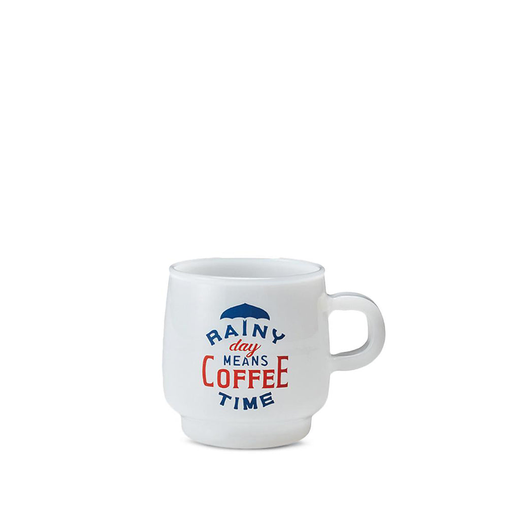 SCS Sign Paint Mug - Rainy Days