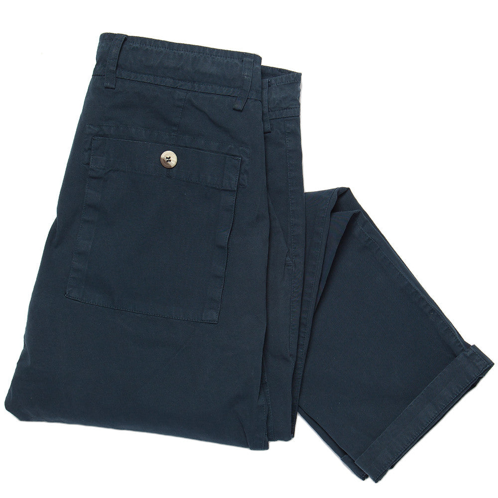 Carvalhal Cargo Pants - Blue