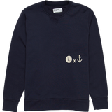 Universal Works x La Paz Collab Sweater - Navy