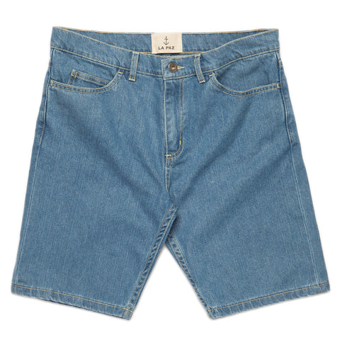 Barata Denim Shorts - Blue