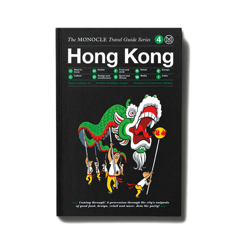 Monocle City Travel Guide - Hong Kong