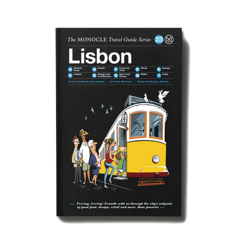 Monocle City Travel Guide - Lisbon