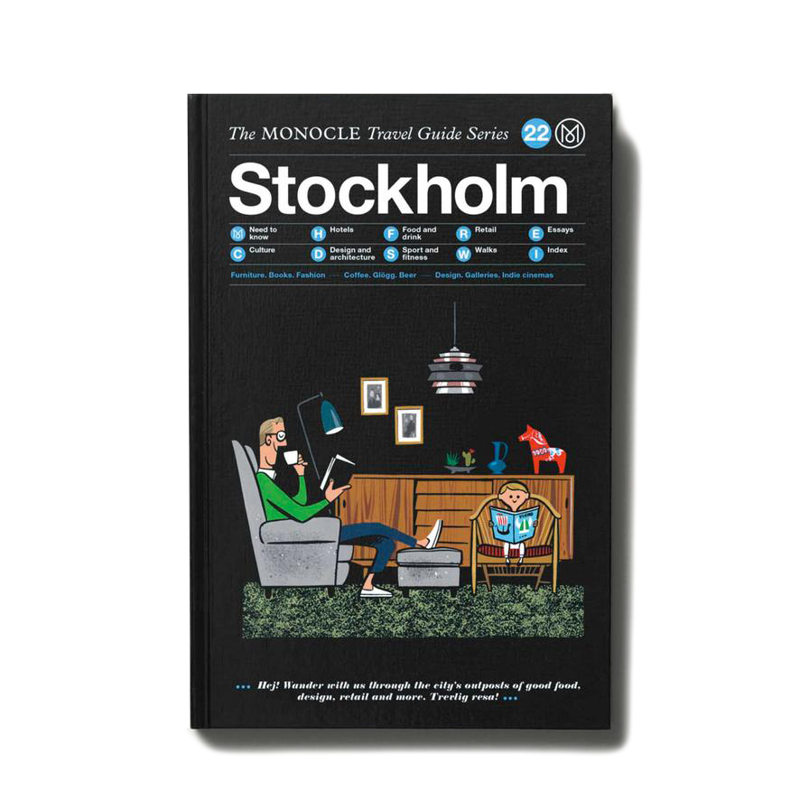 Monocle City Travel Guide - Stockholm