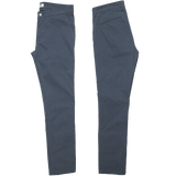 Marco Slim Fit Chino - Washed Navy