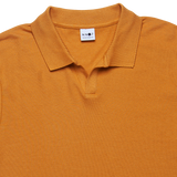 Paul SS Polo - Warm Yellow