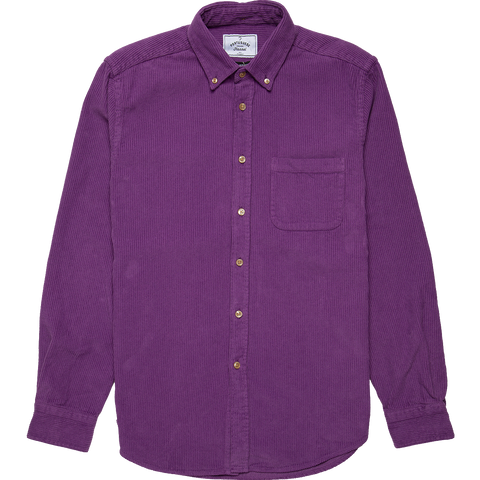Lobo Corduroy - Purple